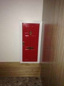 Piri's door